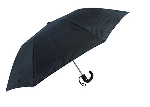 Octave® apertura automatica ombrello da uomo con cinturino da polso e cover