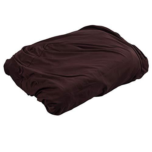 AUTOUTLET 3 Sitzer Sofahusse Sofabezüge Universal Stretchhusse Sofabezug Sesselbezug Polyester Kaffee