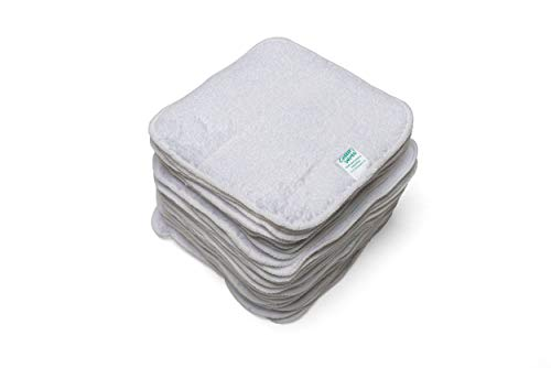 Cheeky Wipes 25Baumwolltücher für Babys, waschbar