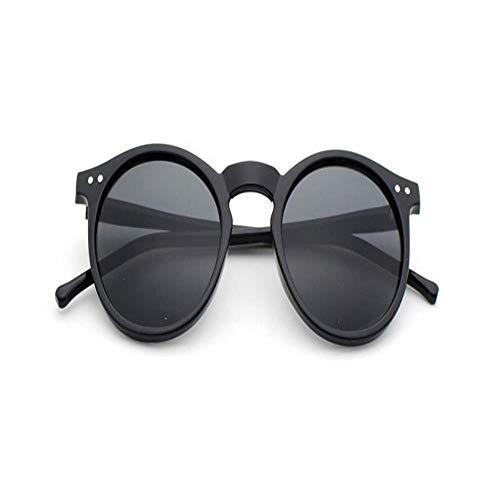 ZHOUYF Sonnenbrille Fahrerbrille Mercury Mirror Herren Sonnenbrille Damenmodelle Herren Beschichtete Sonnenbrille Gold Rund, C
