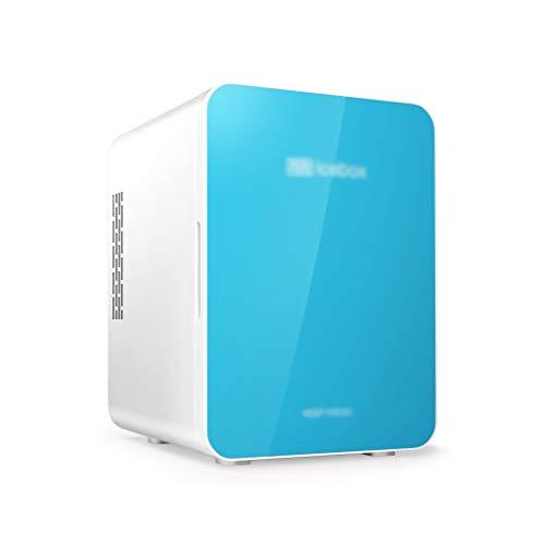 Byx- Coche Refrigerator-Car Doble Uso Dormitorio Mini pequeño Refrigerador Refrigeración Refrigerador Oficina...