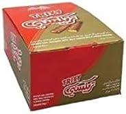 قطع بسكويت مغلفة بالشوكولاتة والكراميل من تريكسي، 24×22.6 غرام - عبوة واحدة