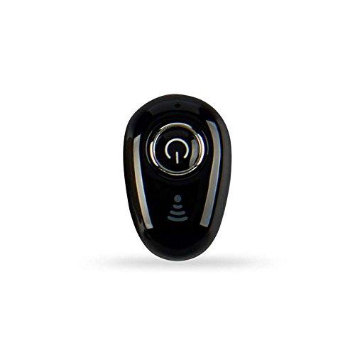 Bluetooth Kopfhörer Wireless Ohrhörer In Ear Headset, weichem Memory Foam, eingebautes Mikrofon und Kabel-Modus Sport Arbeitszeit mit Mic für iPhone iPad Huawei Xiaomi Samsung