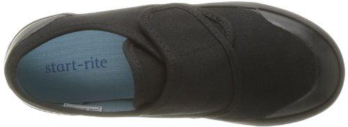 Start Rite Skip, Unisex - Kinder Sneaker Schwarz - Noir (Black Canvas)