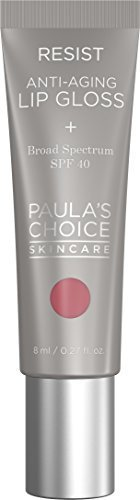 Paula's Choice Resist Anti-Aging Lip Gloss SPF 40 with Coconut Oil - Sheer Pink by Paula's Choice