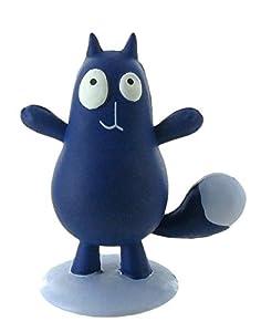 Comansi- Figura Cat 5,5cm de Peg&Cat Muñecas (1)