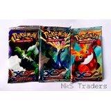 Pokemon cards FlashFire (5 packs) IT's N...