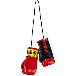 Benlee Rocky Marciano Mini Gants de Boxe pour Adulte Rouge foncé Taille Unique