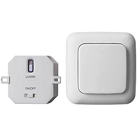 Smarthome Controllato A Distanza ricevitore su/OFF relè con telecomando Controllo