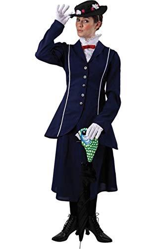 Zauberhaftes Kindermädchen Kostüm für Erwachsene ()
