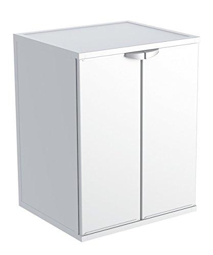 *Mongardi 7827C98 Waschmaschinen-Abdeckung, Weiß*