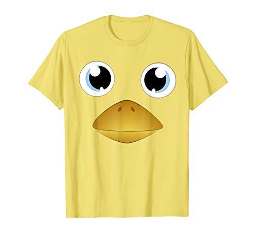 Huhn Kostüm Mann Mit - Halloween Kostüm Vogelliebhaber Wellensittich Huhn Küken T-Shirt