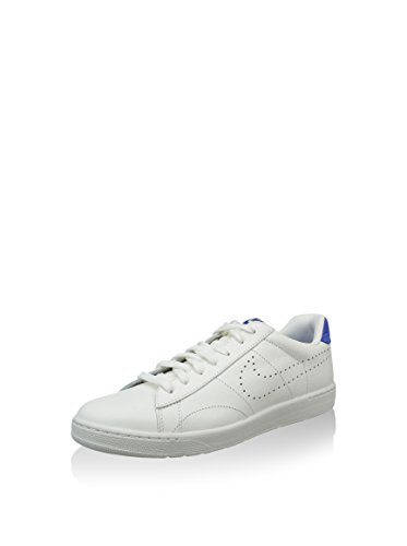 Nike Herren Tennis Classic Ultra Lthr Turnschuhe, Talla Weiß, Blau (Ivory / Ivory-Racer Blue)