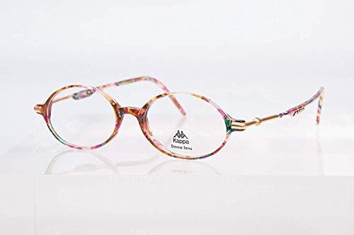 Kappa Brille Sichtbrille Glasses Occhiali Gafas Vintage 0856 15307 ON, mehrfarbig