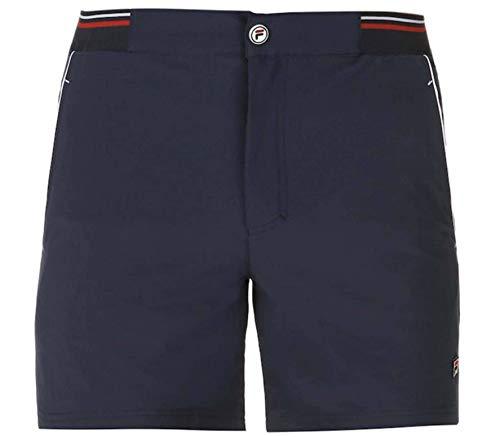 Fila Herren Oberbekleidung Shorts Stephan dunkelblau, S (Fila Shorts)