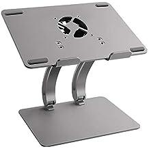 Soporte elevador y plegable de aleación de aluminio Soporte de la almohadilla de enfriamiento de la