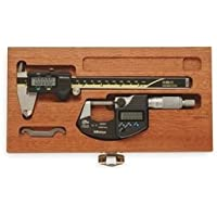 Ratchet ThimblePrecision misura Tool Kit 0-1