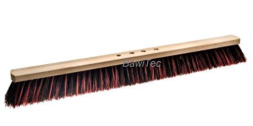 50/cm Balai en coco BawiTec/-/Avec trou et manche/-/Plusieurs dimensions disponibles/: 40/cm 140/cm et 160/cm 60/cm Besen 40cm // Stiel 140cm