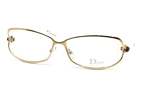 Preisvergleich Produktbild Christian Dior Cd3728 Farbe M62/15 GOLD IVO kaliber 55 Neu BRILLE