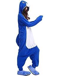 Amazon.es: disfraz tiburon adulto - Pijamas de una pieza / Ropa de dormir: Ropa