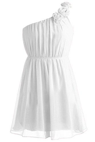 Missdressy - Robe - Trapèze - Femme Weiß