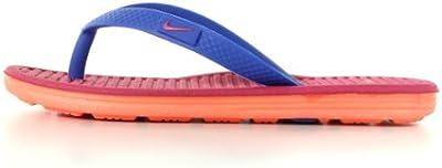 Nike Solarsoft thong 2 - Sandalias de material sintético Niño