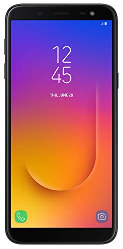 Samsung Galaxy J6 (Black, 32GB) with Offer