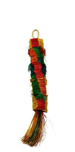 jungles-toys-03149-vogelspielzeug-hex-tower-medium-fur-kanarien-sittiche-grosssittiche-und-papageien