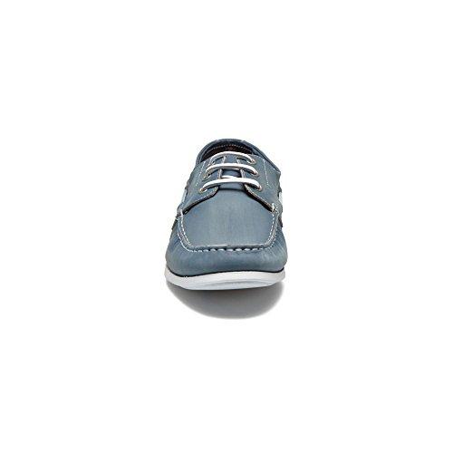 Chaussures Alloha Boat Navy e16 - TBS Bleu Foncé