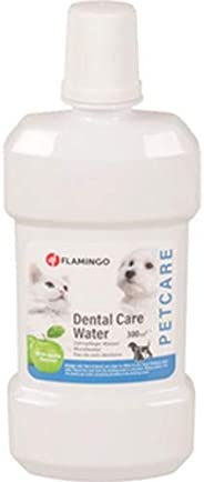 Flamingo Dental care water supplement with apple for Cats &