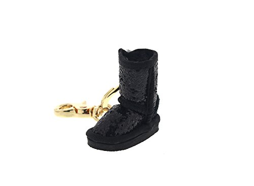ugg-glitter-boot-charm-black-tamanoone-size
