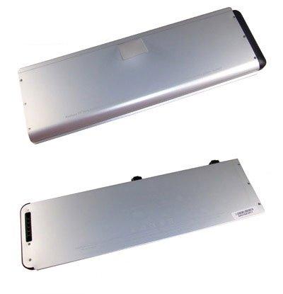 "MTEC Laptop Notebook Akku 5200mAh 56,16Wh 10,8/11,1V für Apple MacBook Pro 15"" A1286 (2008 Version) MB470*/A MB470CH/A MB470J/A MB470LL/A MB470X/A MB471*/A MB471CH/A MB471J/A MB471LL/A MB471X/A ersetzt Originalakku Bezeichnung: A1281 MB772 MB772*/A MB772J/A MB772LL/A"