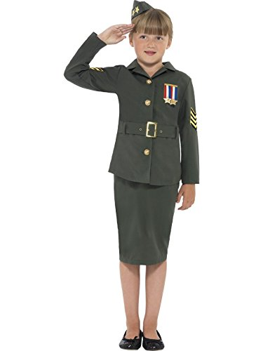 girls-ww2-army-fancy-dress-costume-ages-7-8-9-10-11-12-7-9-years
