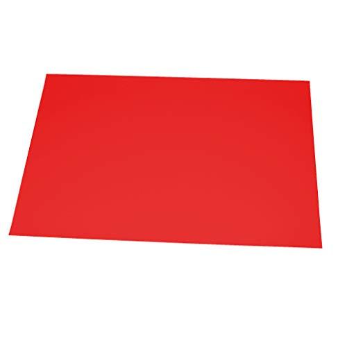 Platzdecken Tischsets aurora-rot ()