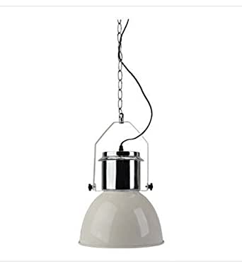 Suspension plafonnier design lampe industrielle cuisine for Suspension cuisine industrielle