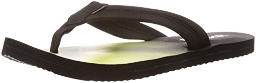Reebok Men's Gradient Flip Lp Black and Green Flip-Flops and House Slippers - 6 UK  available at amazon for Rs.664