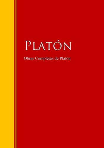 Obras Completas de Platón: Biblioteca de Grandes Escritores