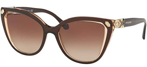 Sonnenbrillen Bvlgari Divas' Dream BV 8212B Brown/Brown Shaded Damenbrillen