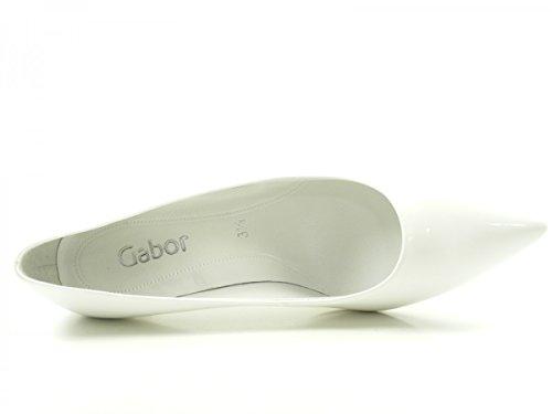 Gabor 61-280 Scarpe col tacco Weiß