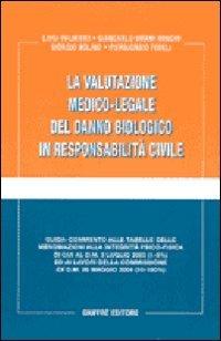 La valutazione medico-legale del danno biologico in responsabilità civile