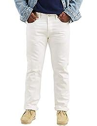Levi's Homme 501Original Jeans - Blanc - W32/L32