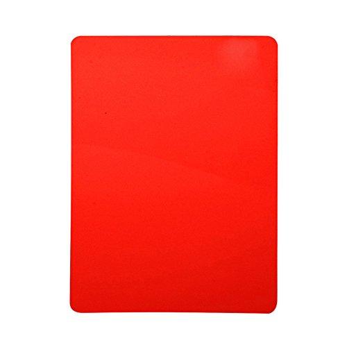 Schiedsrichter Scorebooks Set Rote Karte Gelbe Karte für Fußball Basketball Volleyball Handball Ballspiele Sport