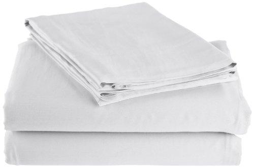 Blau Nile Mills 300-thread-count Bettbezug Set, Rayon aus Bambus, 8Farben, Weiß, King Sheets -