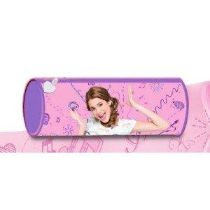 Violetta. Disney Trousse ronde