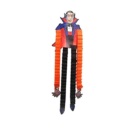 Aufblasbare Kostüm Augapfel - TOMMY LAMBERT Halloween Dekoration Halloween Halloween-Party-lustige hängende Hexe-Skeleton Zombie-Vampirs-Papierdekoration Halloween Party Dekoration