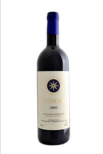 Bolgheri Sassicaia DOC 2005 Lt 0,750 Vini di Toscana …