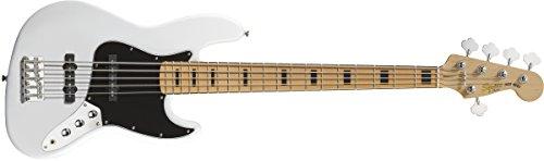 Fender Squier Vintage Modified Jazz Bass V MN OWT Jazz Bass-regler