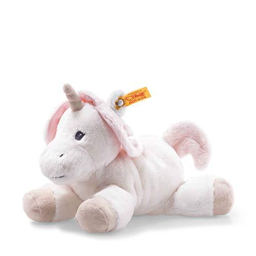 Steiff 241796 Plüsch für babysanfte Haut Unica Babe Einhorn 22, weiß