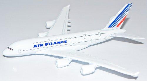 airbus-air-france-a380-metal-plane-model-16cm