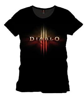 T-shirt 'Diablo III' - Taille L (B00EIDXXHC) | Amazon price tracker / tracking, Amazon price history charts, Amazon price watches, Amazon price drop alerts